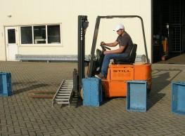 Kierowanie wózkiem widłowym (dla polskich pracowników)